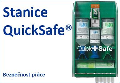 Záchranné stanice QuickSafe
